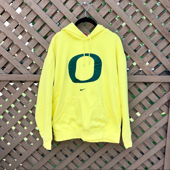 Nike University of Oregon Ducks Hoodie Sweatshirt